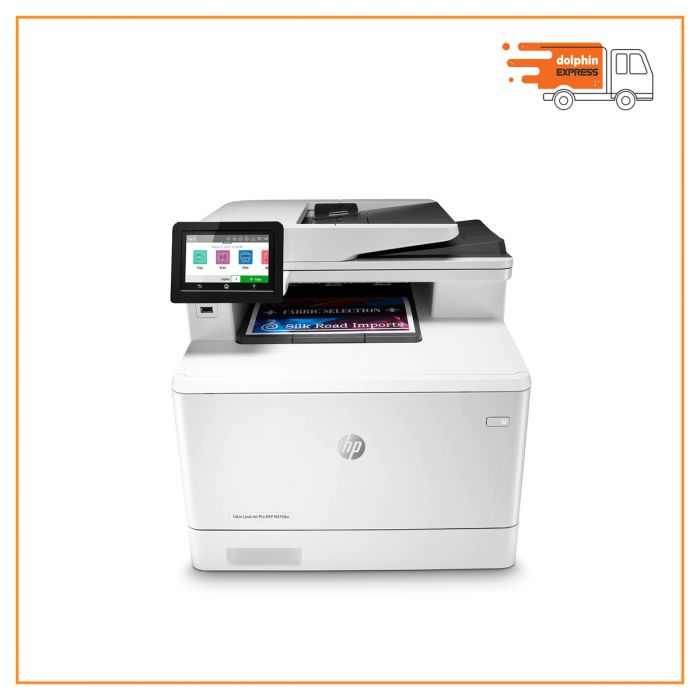 HP COLOR LASER JET PRO M479FDW PRINTER
