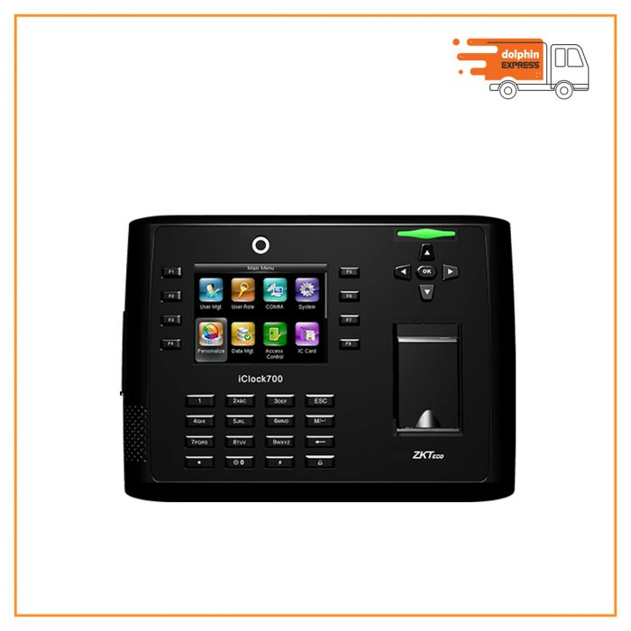 ZKTeco iclock 700 Time Attendance And Access Control Terminal