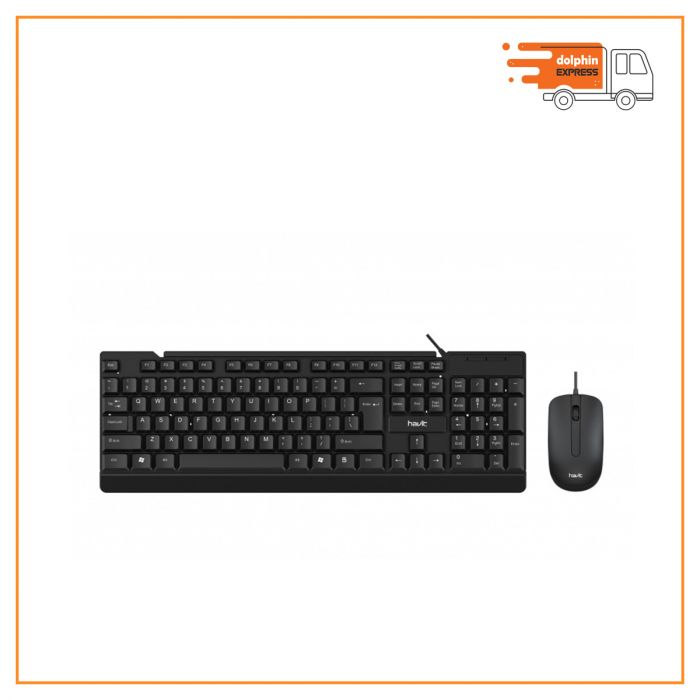 Havit Wired Keyboard & Mouse Combo