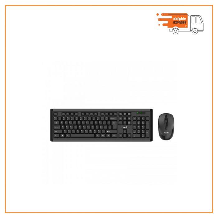 HAVIT Wireless Keyboard & Mouse Combo