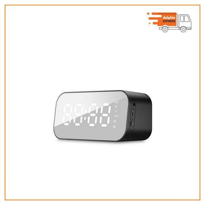 Havit M3 Alarm clock Bluetooth Speaker (3 Watt)