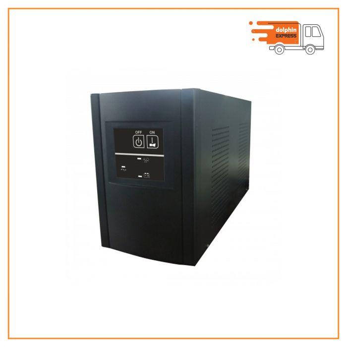 MaxGreen MG-LI-REM-2000VA Offline UPS