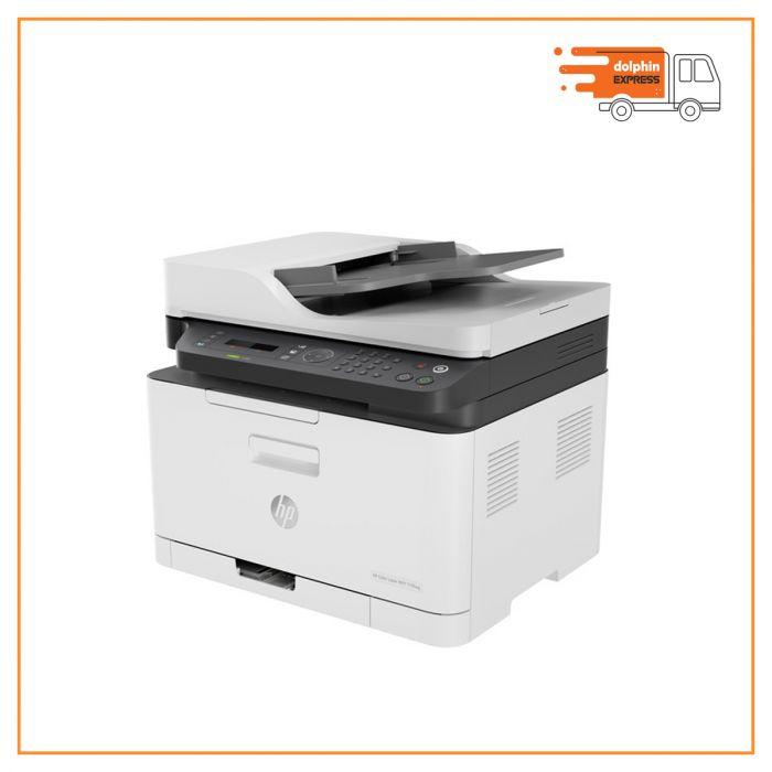 HP Laser MFP 137fnw Multiunction Laser Printer