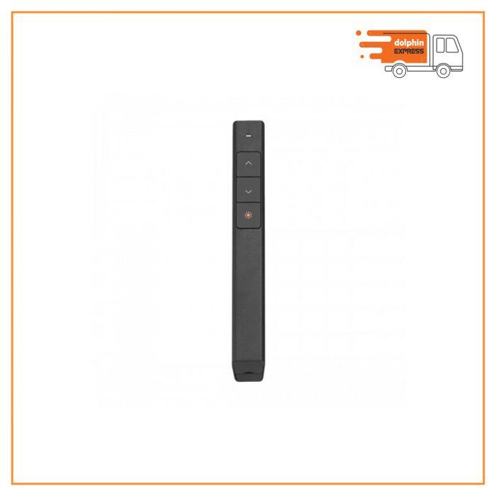 Micropack WPM-06 Black Pocket Wireless Red laser 100M Range Presenter