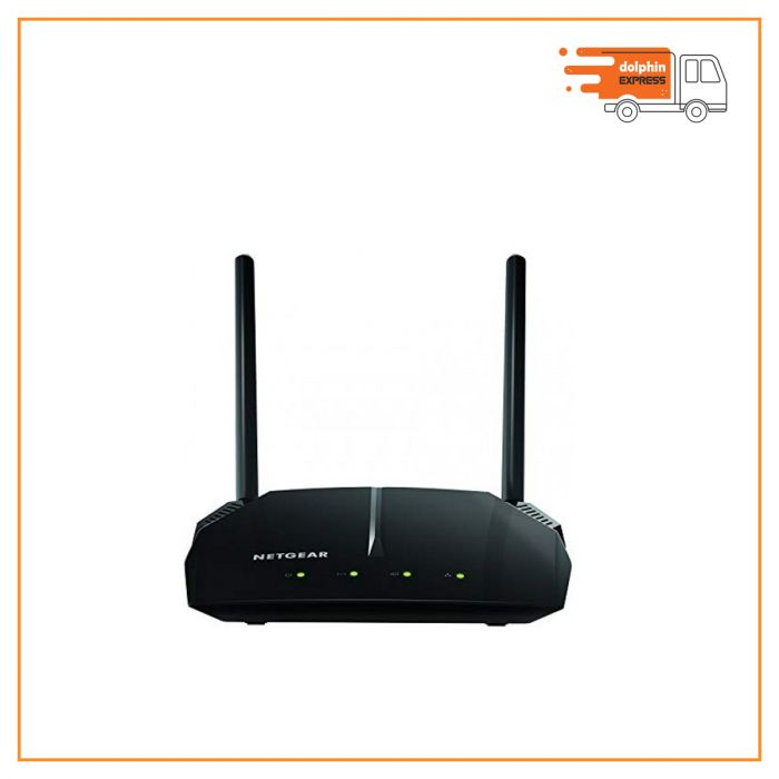 NETGEAR R6120 AC1200 Mbps Dual Band Wireless Router