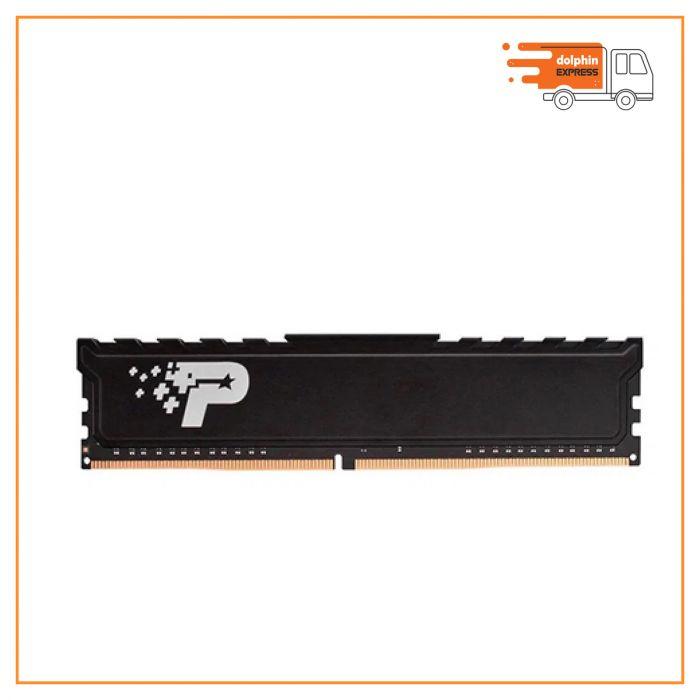 PATRIOT 4GB DDR4 -2400MHz Desktop RAM