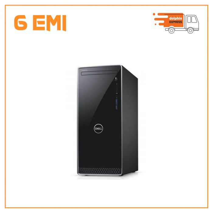 Dell Inspiron 3670 MT 8th Gen Intel Core i3 Desktop PC
