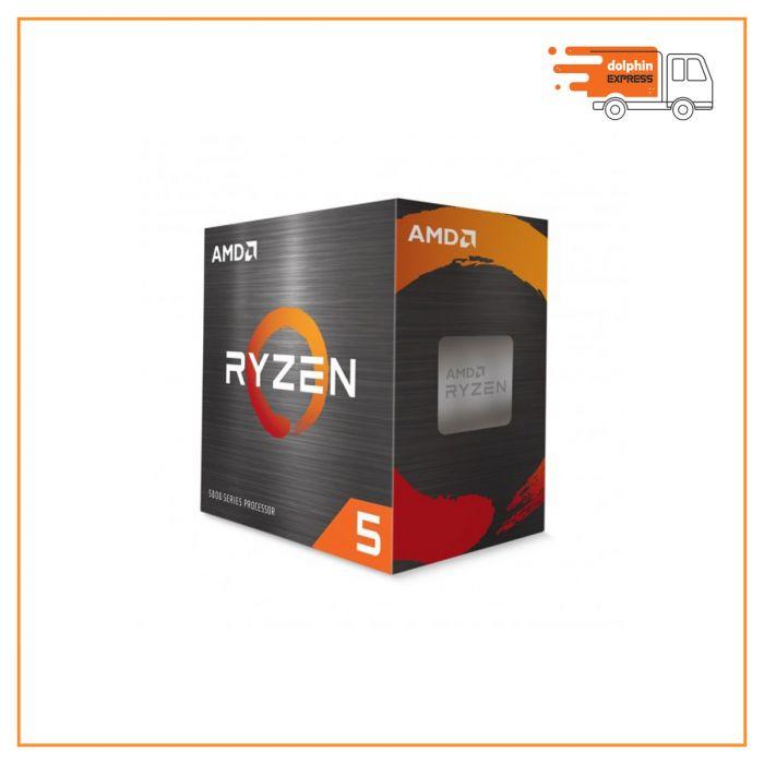 AMD Ryzen 5 4600GE Processor with Radeon Graphics