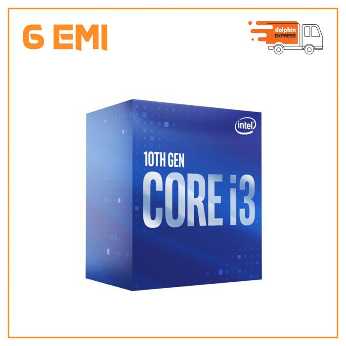 Intel 10th Gen Core i3 10100 Processor