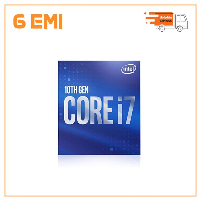 Intel Core i7-10700 10th Generation Processor (Limited stock)