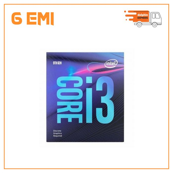 Intel 9th Gen Core i3 9100F Processor