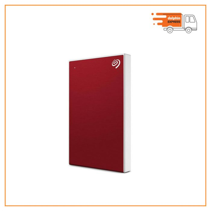 Seagate Backup Plus Slim 1TB Red Portable HDD