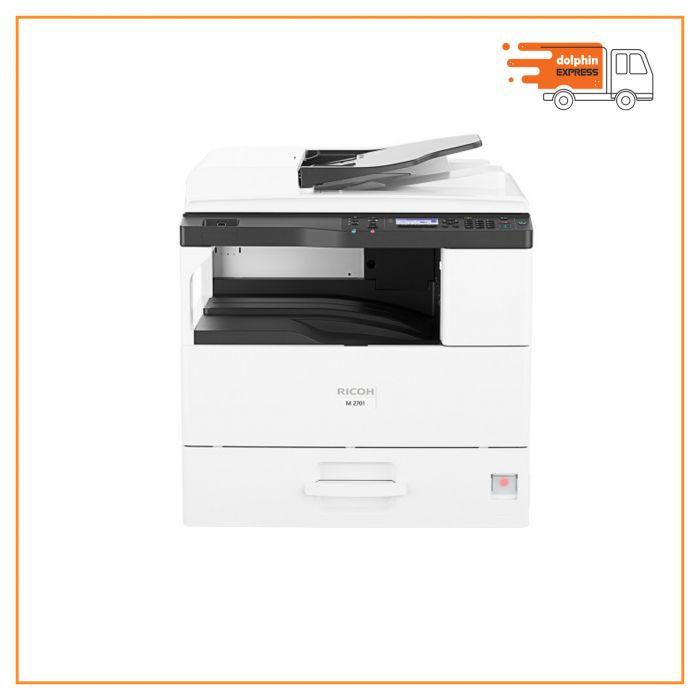 RICOH M 2701 Multifunction Photocopier Machine