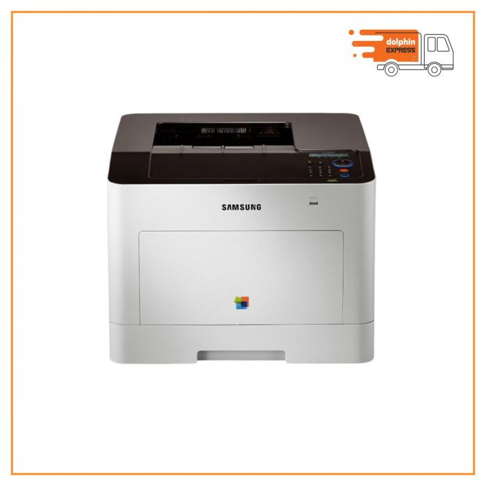 Samsung CLP-680ND Laser Printer