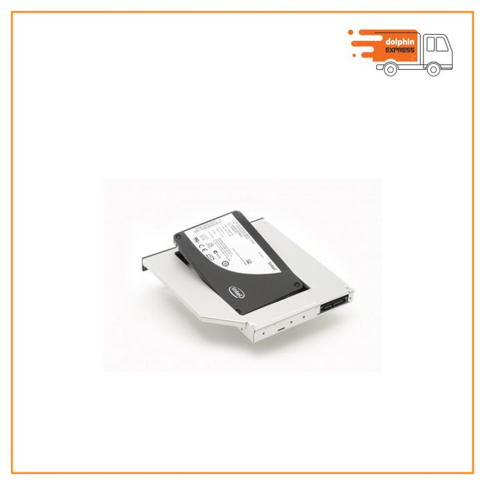 Second SSD CADDY Secondary CD-ROM Storage for Laptop