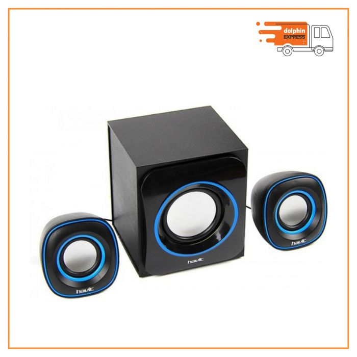 Havit USB 2:1 Mini Subwoofer #SK450