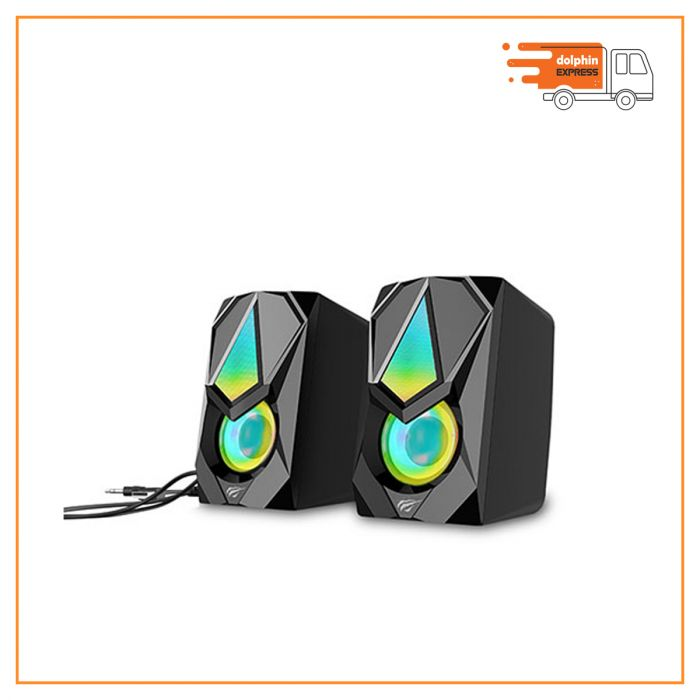 Havit RGB Gaming USB Speaker #SK563