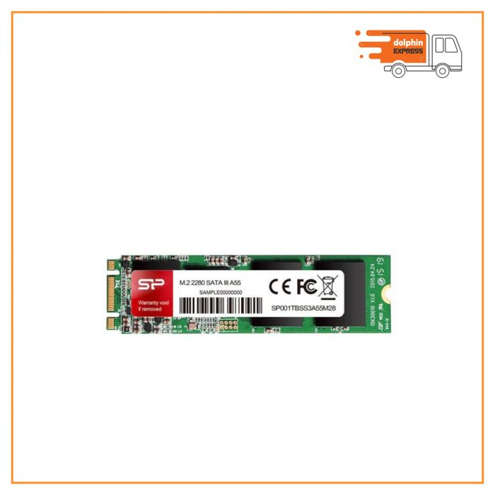 Silicon Power Ace A55 M.2 2280 1TB SATA III 3D NAND SSD