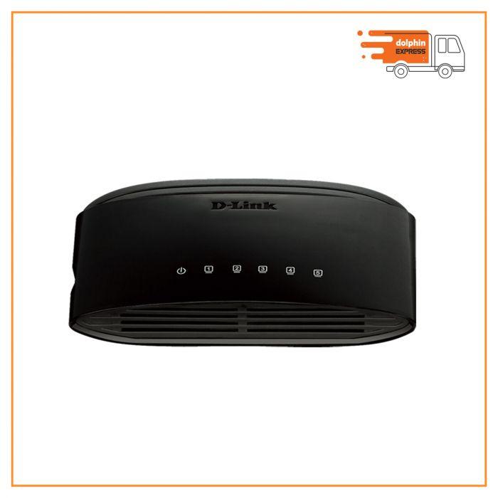 Dlink 5-Port 10/100BASE-T Unmanaged Switch DES-1005D