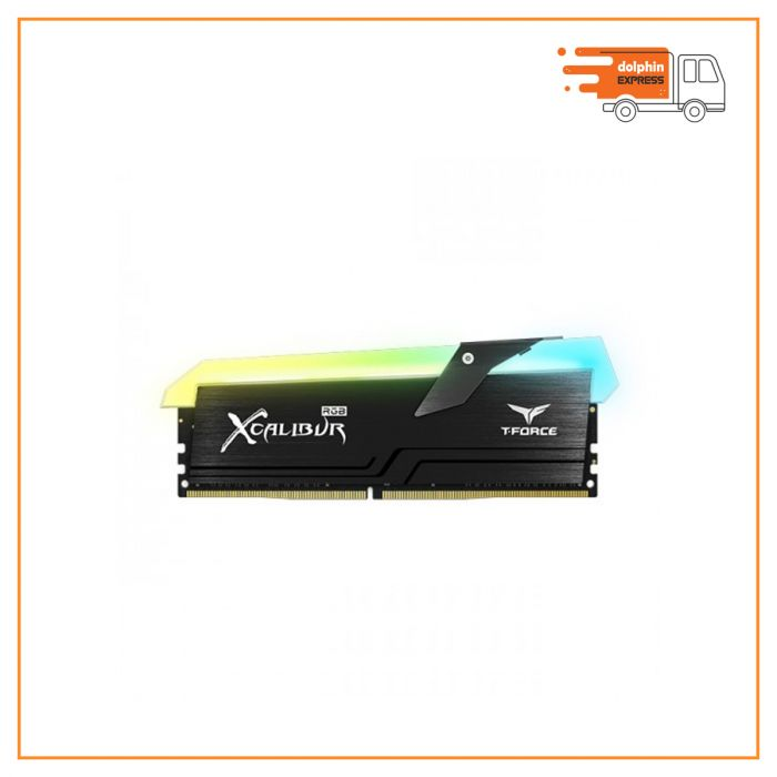TEAM XCALIBUR UD 8GB 3600MHz RGB DDR4 Desktop RAM
