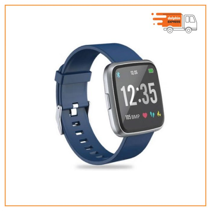 Havit H1104 Full-Touch 1.3 Inches Screen Size Waterproof Smart Watch