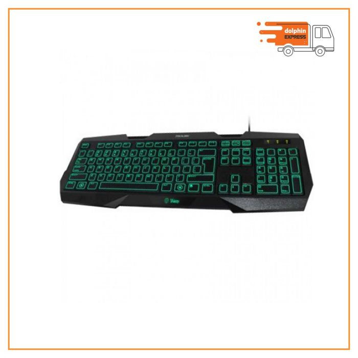 PROLiNK VOLANS PKGS-9001 Gaming Keyboards