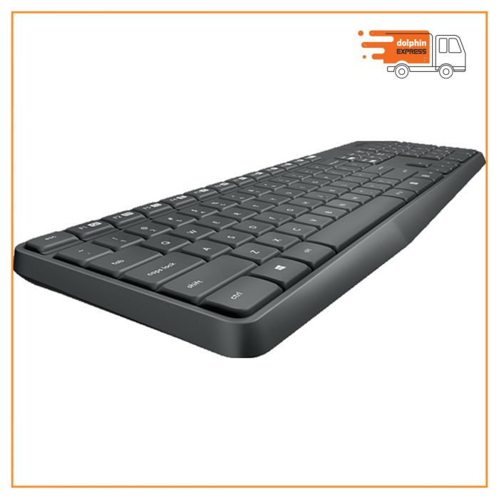Logitech MK235 Wireless Keyboard