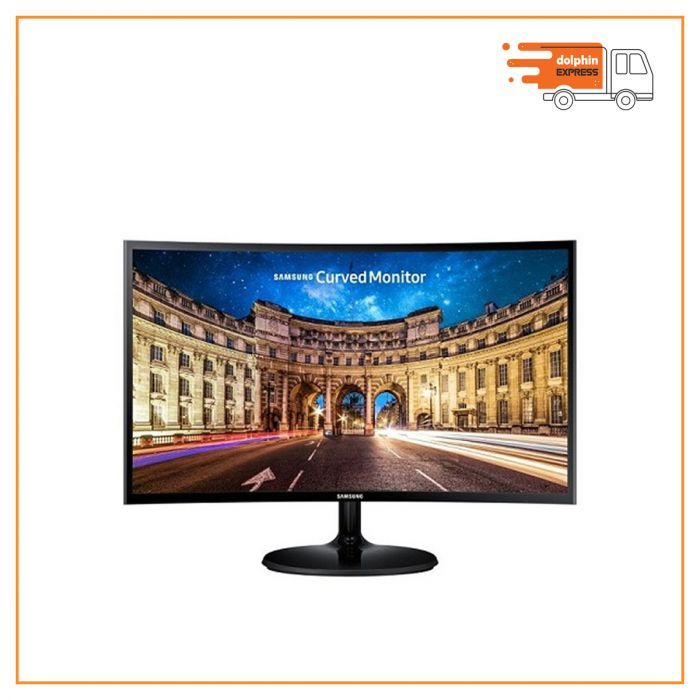 Samsung C24F390FHW 23.5 Inch Curved Full HD LED Monitor
