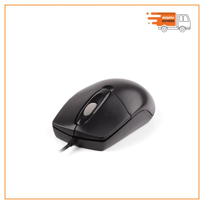 A4 Tech OP-720 Wired Optical Mouse