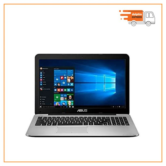 Asus X456UA-6200U Core i5 6th Gen 14 Inch 1TB HDD 4GB RAM Laptop