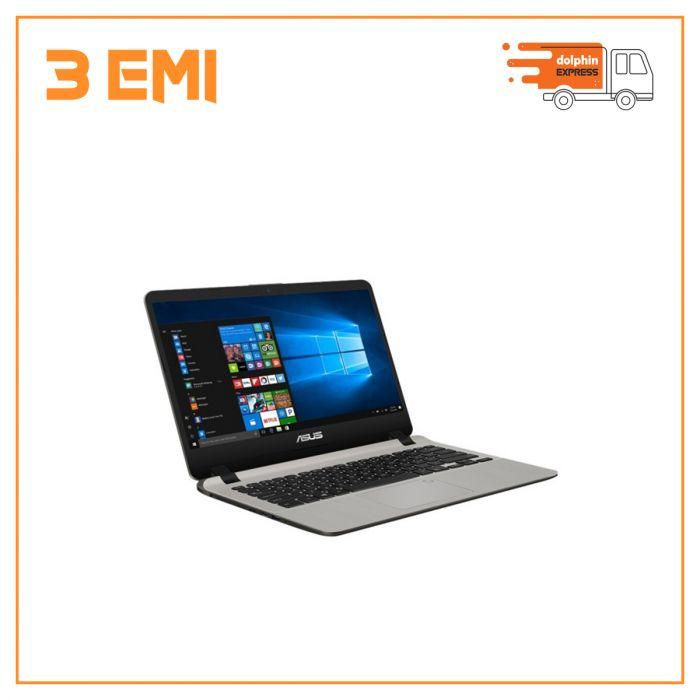 """Asus X407UA Core i5 7th Gen 4GB RAM 1TB HDD 14"""" HD Laptop"""