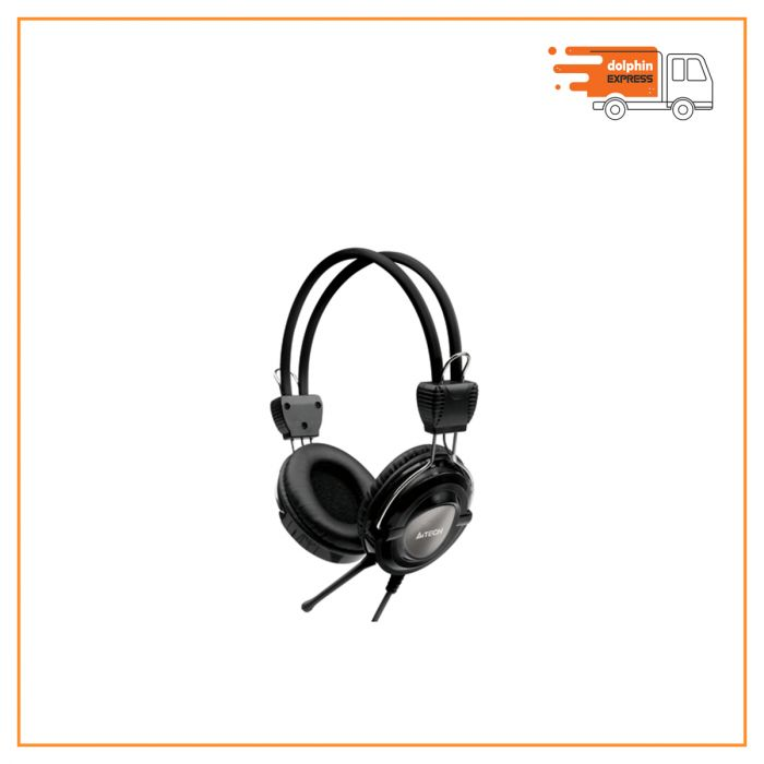 A4Tech HS-100 ComfortFit Stereo Headphone