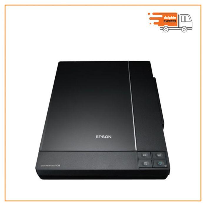 Epson Consumer Scanner Perfection V33