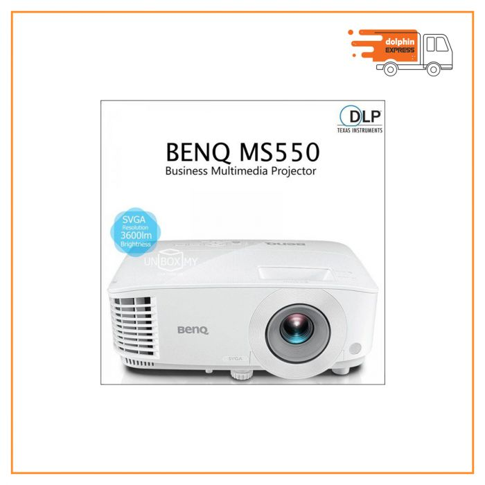 Benq MS550 Multimedia Projector
