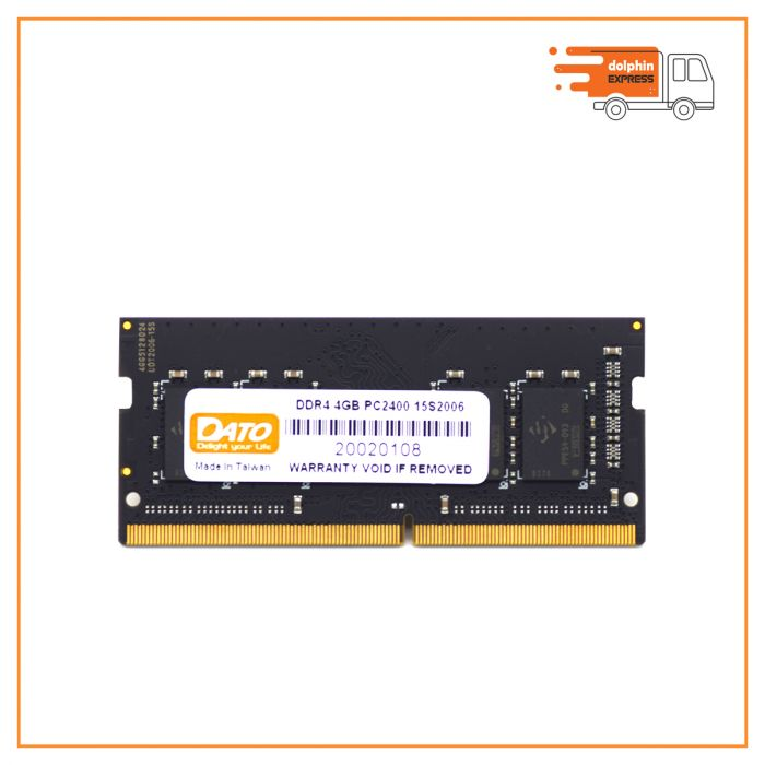 DATO 4GB DDR4 2400MHz So-dimm for Laptop
