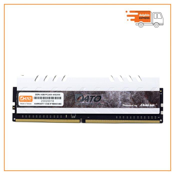 DATO 4GB DDR4 2400MHz Lo-dimm for Desktop with heatsink