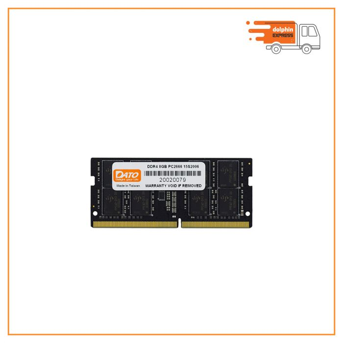 DATO 8GB DDR4 2666MHz LAPTOP RAM