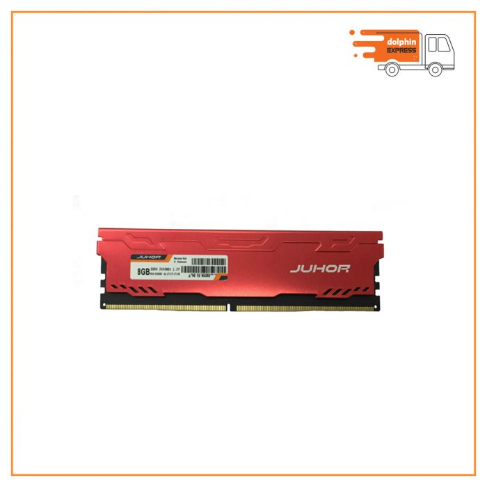 JUHOR 8GB DDR-4 2666MHz RAM