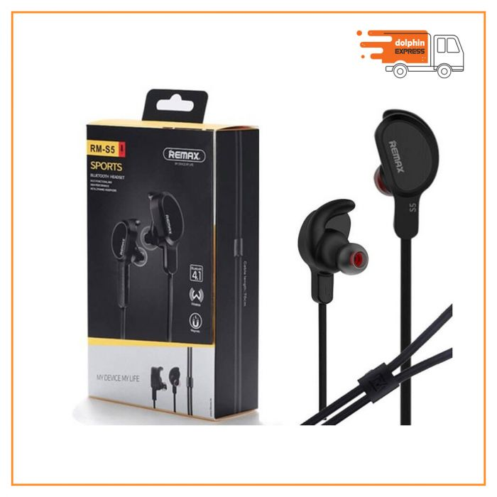 REMAX RB-S5 Wireless Bluetooth Earphone
