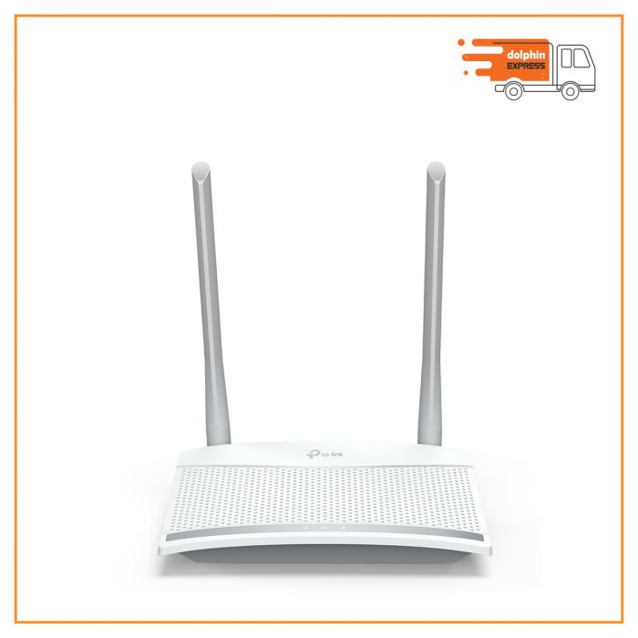 Tp-Link TL-WR820N 300Mbps Wireless N Speed Router