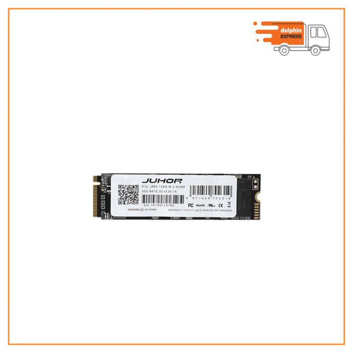 JUHOR 256GB M.2 2280 NM500 NVME
