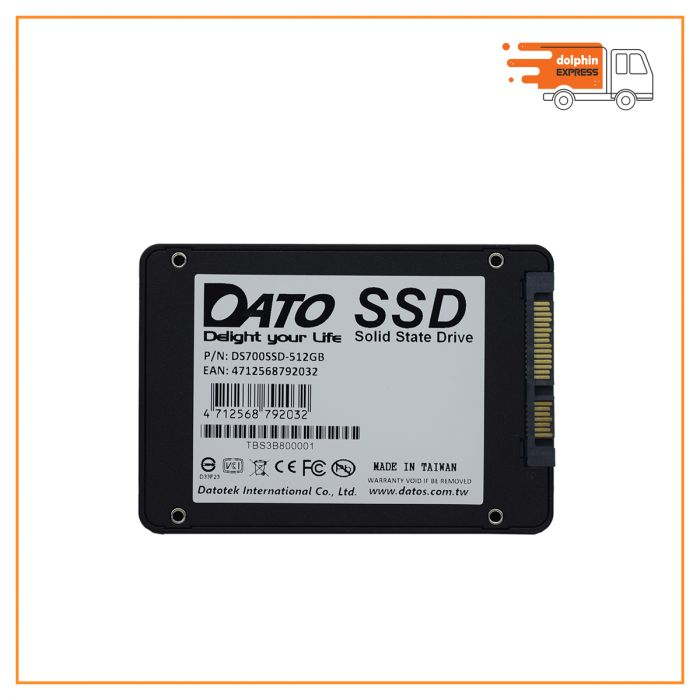 DATO SSD D700 512GB Sata