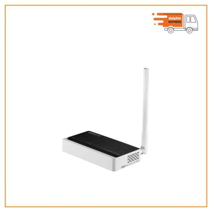 Totolink N150RT 150 Mbps Ethernet Single-Band Wi-Fi Router