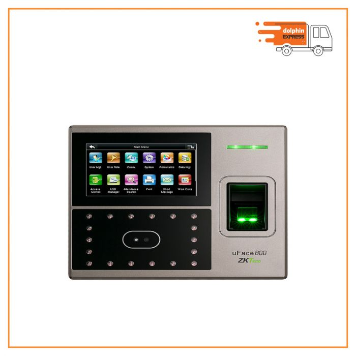 ZKTeco uFace 800 Time Attendance Access Control