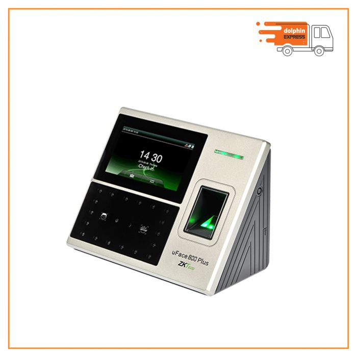 ZKTeco uFace 800 Plus Time Attendance and Access Control