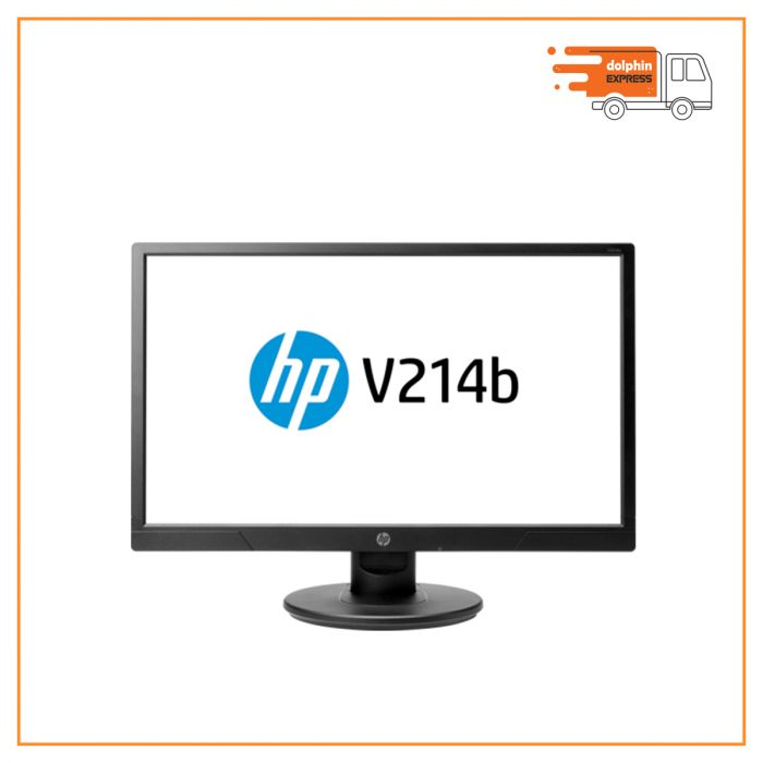 HP V214b 20.7-inch Monitor Led Monitor
