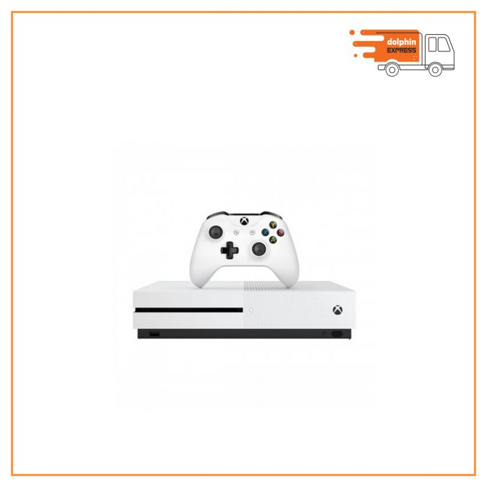 Microsoft Xbox One S Gaming Console