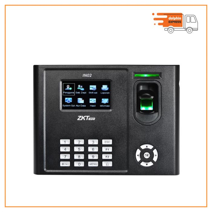 Fingerprint Time Attendance Terminal IN02