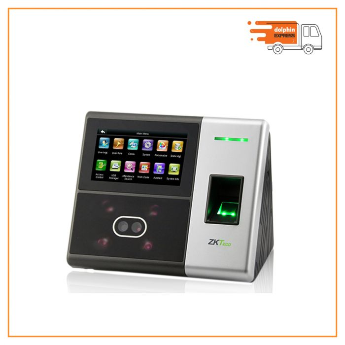 ZKTeco SFace 900 Time Attendance and Access Control