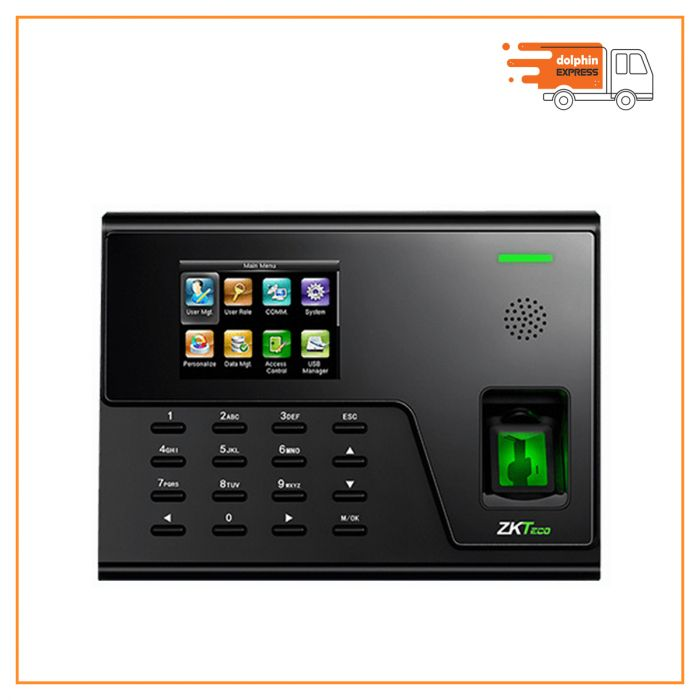ZKTeco K40H Fingerprint Time Attendance and Access Control